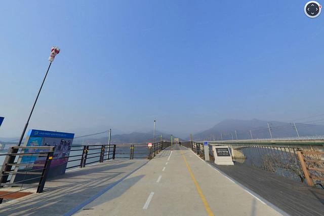 兩水鐵橋自行車道 -1