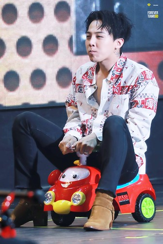 BIGBANG FM Beijing Day 2 2016-07-16 G-Dragon (4)