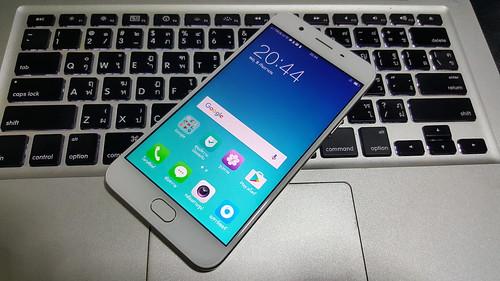 UI คุ้นๆ ไหมอ่ะ แม้จะมีความเป็น Android อยู่บ้างก็เหอะ