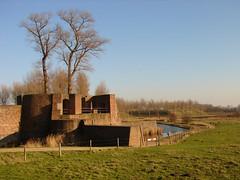 Sluis - Ruine van de Brugsepoort