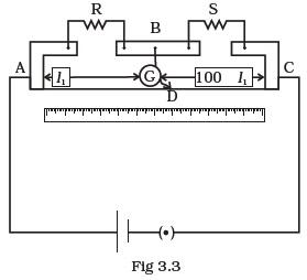 class 12 important questions for physics current electricity rh schools aglasem com Wheatstone Bridge Breadboard How a Wheatstone Bridge Works