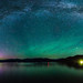 Priest Lake Aurora Milky Way Re-edit by CraigGoodwin2