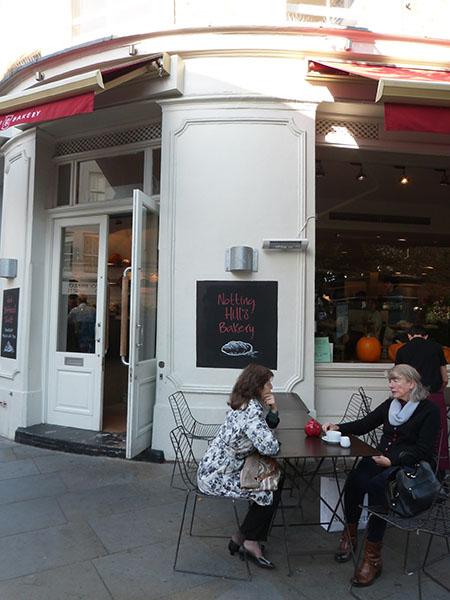notting hill's bakery
