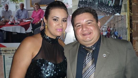Juliane e Bruno Sá