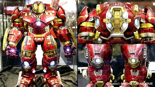 Hot Toys 1/6 Iron Man Mark XLIV (Hulkbuster)