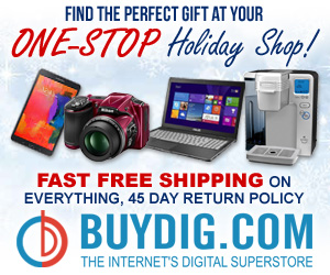 BuyDig.com 2014 Holiday