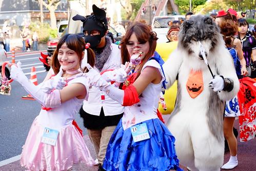 Kawasaki Halloween parade 2014 183