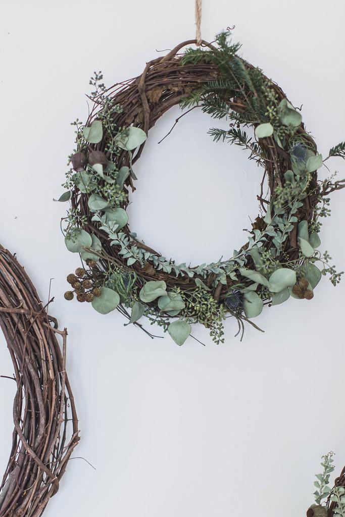 diy woven wreaths