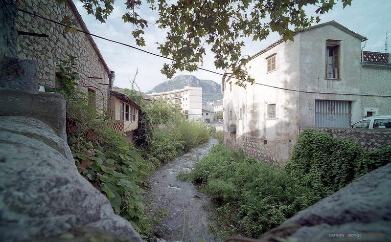 Leica M2 Landscape