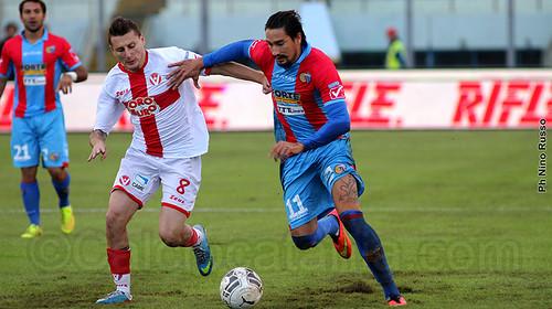 Trapani-Catania: presentazione del derby$
