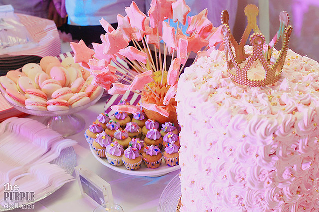 Sweets ala Princess and Barbie
