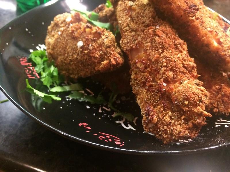 Roast Chicken Crispy Goujons : Last One