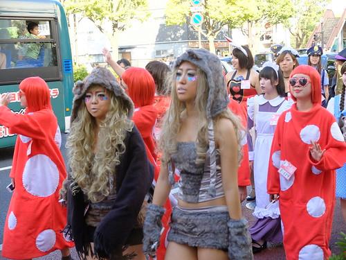 Kawasaki Halloween parade 2014 156