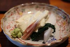 Nama-yuba at Den-shin, Hiroo
