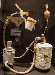 The Russian Soyuz Toilet