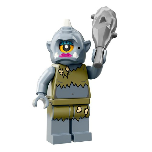 71008 Collectable Minifigures Series 13 Lady Cyclops