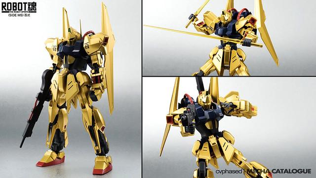 ROBOT Damashii <Side MS> Hyaku Shiki