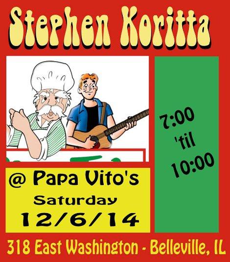 Stephen Koritta 12-6-14