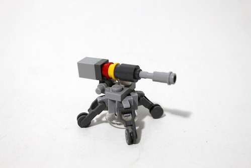 LEGO Star Wars 2014 Advent Calendar (75056) - Day 3 - AV-7 Anti Vehicle Cannon