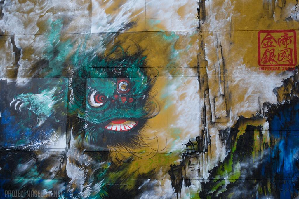 Street Art, Graffiti, Taipei, Taiwan
