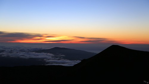 sunset landscape hawaii maunakea photosbymch