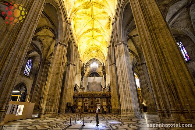 atrações imperdíveis de Sevilha: a Catedral