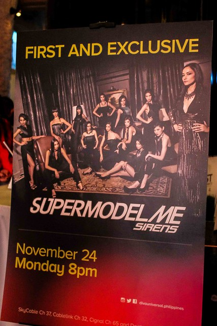 SUPERMODELME Returns to DIVA with the call of 4 SIRENS in MANILA