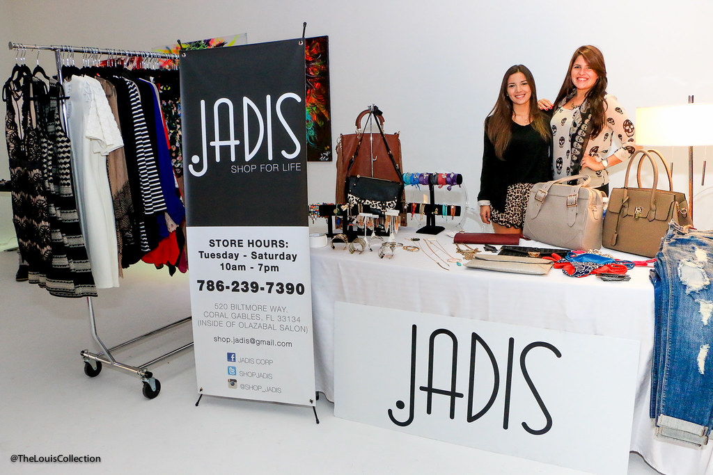 Jadis at Fashion Happy Hour