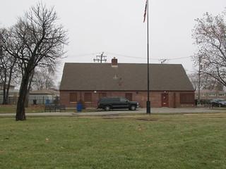 Oakdale Park Fieldhouse