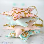 Fabric stars 4