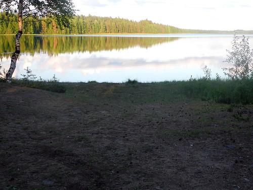 summer lake forest finland landscape geotagged july fin kn kajaani 2014 kainuu ryynänen 201407 20140729 geo:lat=6406034092 geo:lon=2711496127