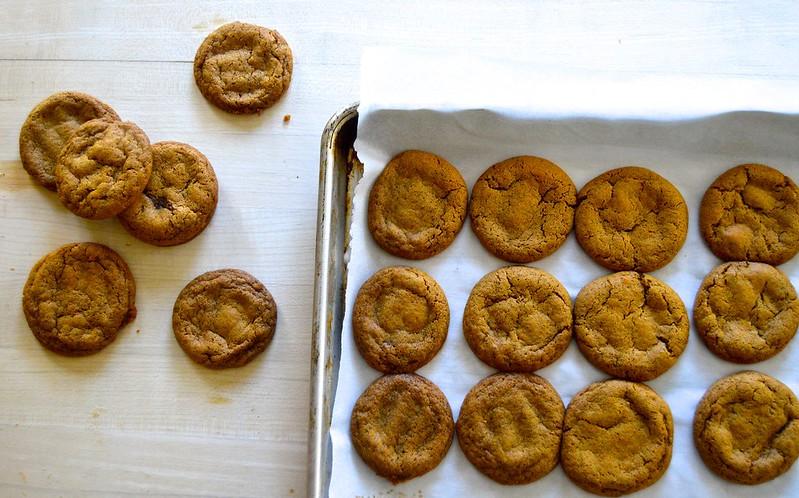 molasses cookies 3