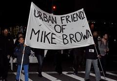 Ferguson response New York City