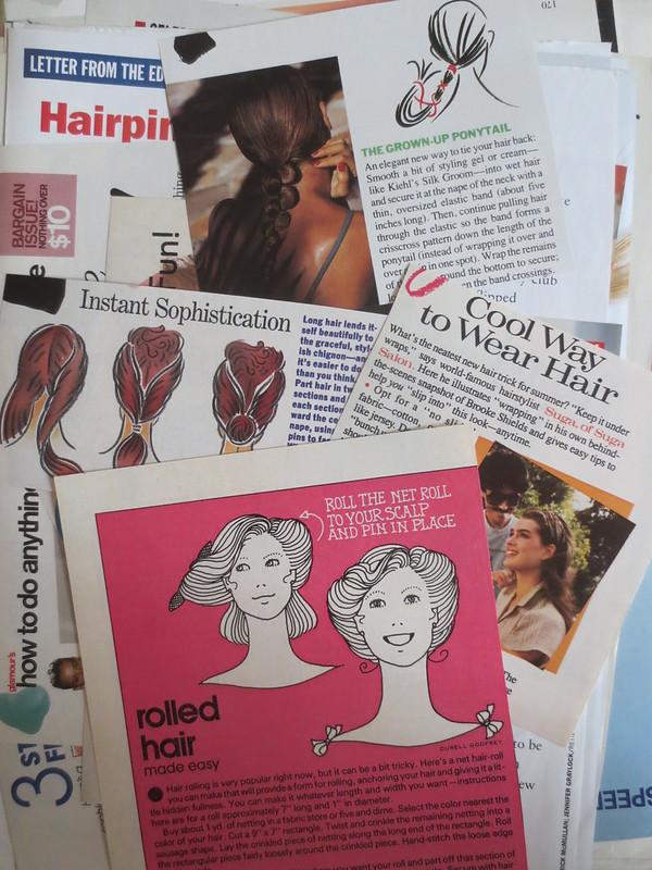 Hair file