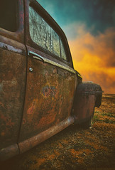 sunset rust
