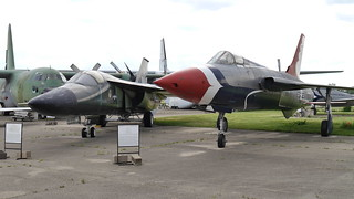 F-111A Aardvark & GF-105B Thunderchief