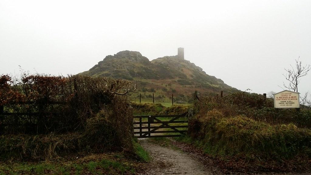 Brent Tor #dartmoor #sh