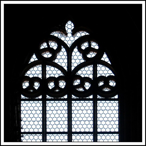 Brezelfenster Dinkelsbühl
