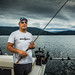 Jason Assonitis Bon Chovy Fishing Charters Vancouver BC Canada for David Suzuki Foundation's Sustainable Howe Sound