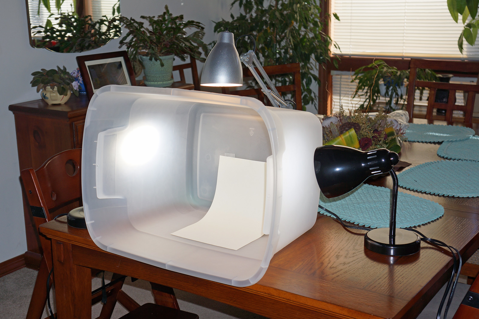 Homemade Soft Box