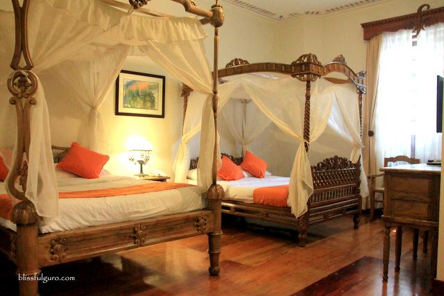Hotel Felicidad Vigan Maestra Suite
