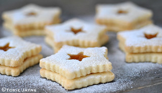 Gluten free Linzer cookies 1