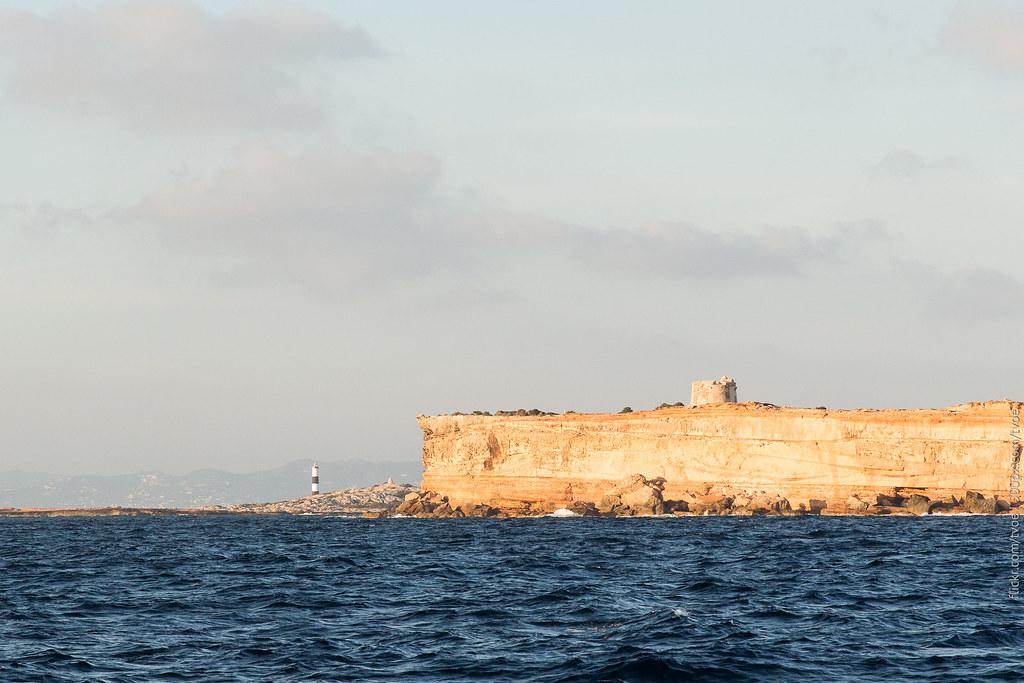 Сторожевая башня на Ибице