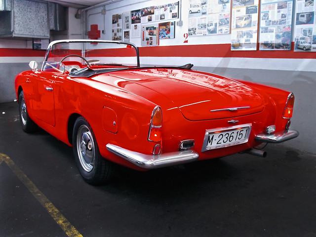 SEAT 1.400 Sport Serra