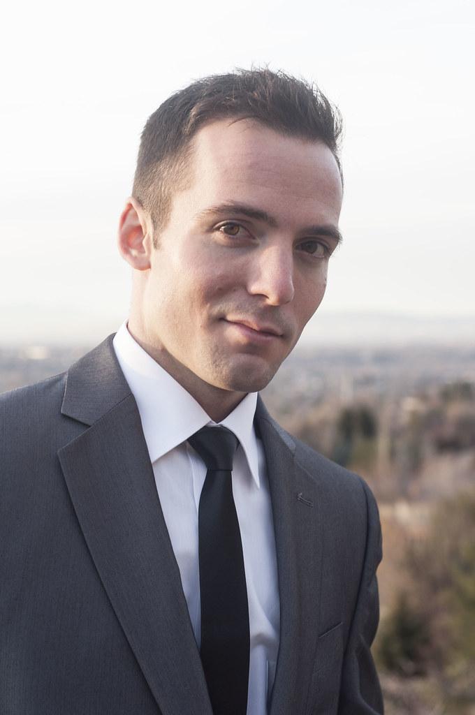 Jake of Vocal Point - Utah Threads