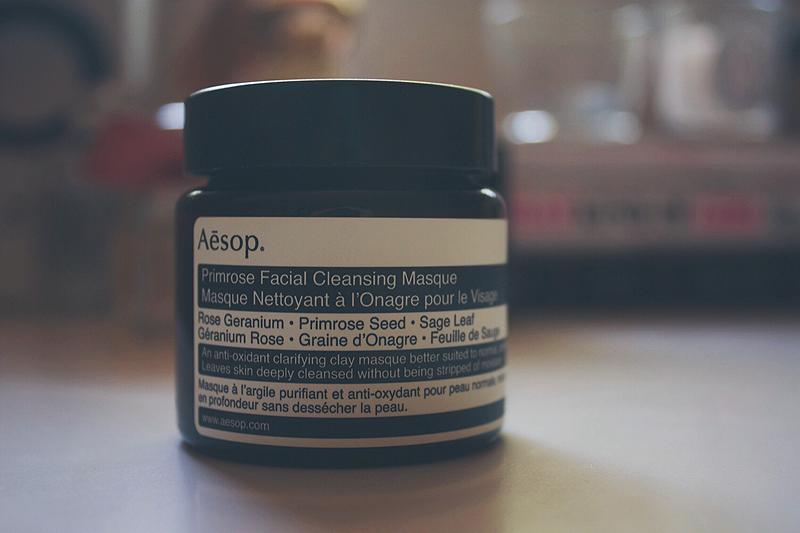 Aesop Primrose Facial Cleansing Masque Bramble and Thorn