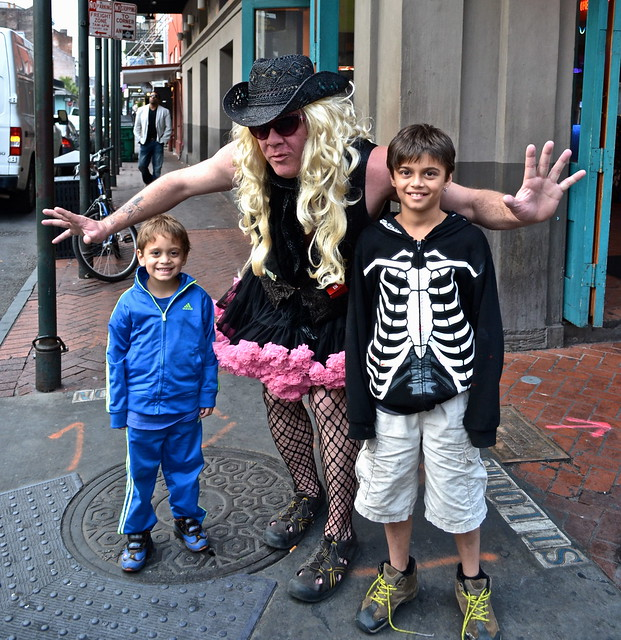 Visit New Orleans - Tips for Traveling with Kids