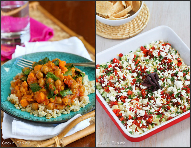 Healthy Recipes with Chickpeas