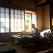 Morning Light in Our Japanese-Style Room by alykat