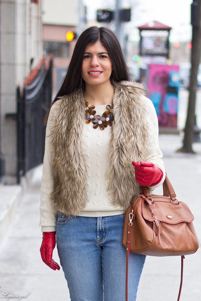 cream sweater, denim, fur vest-2.jpg